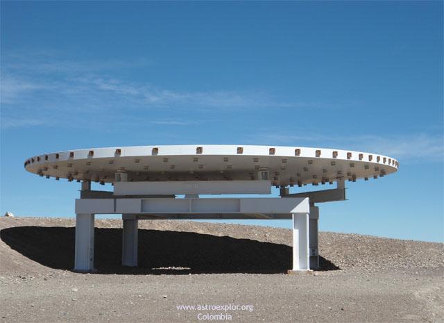 Atacama 2012 for Espejo 2 metros